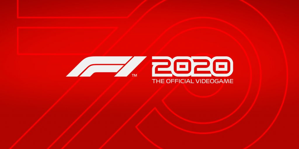 f1 2020 logo