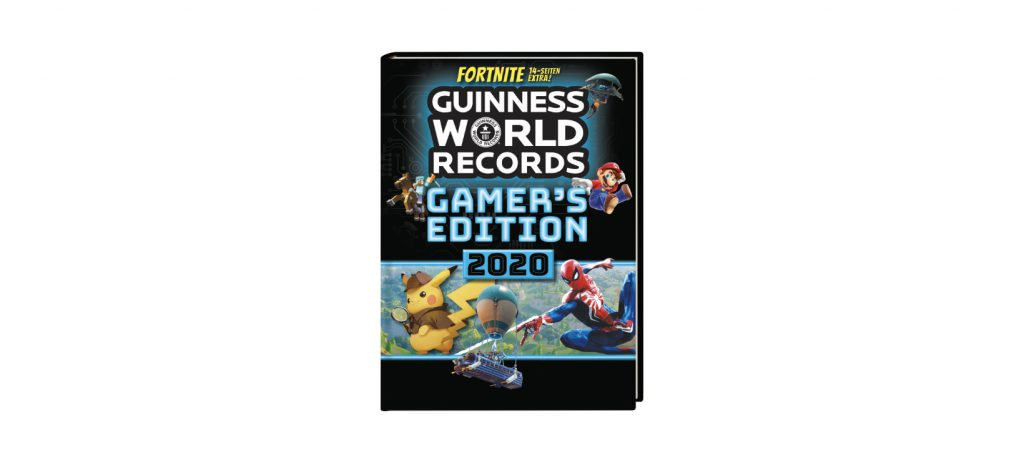 Guinness World Records Gamers Edition 2020 Titelbild