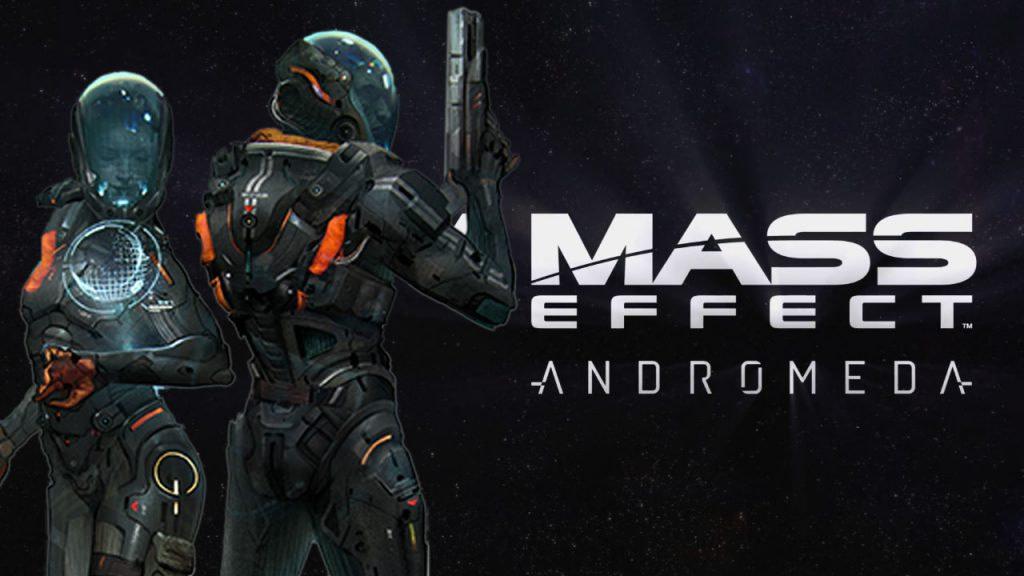 Mass Effect: Andromeda – Der erste Gameplay Trailer