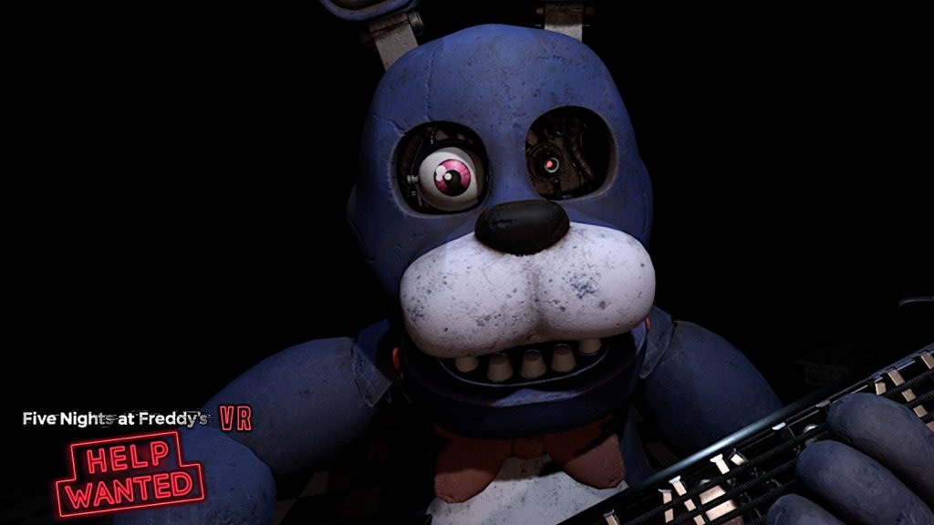 five nights at freddys vr help wanted logo