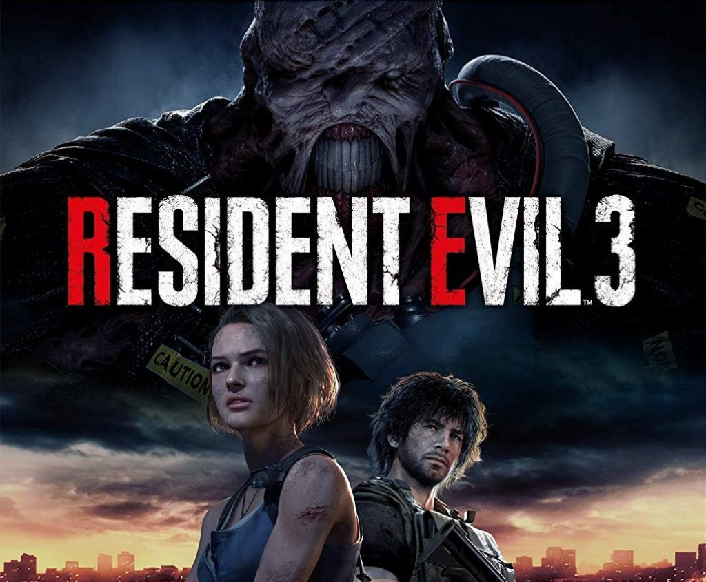 Resident Evil 3 scaled