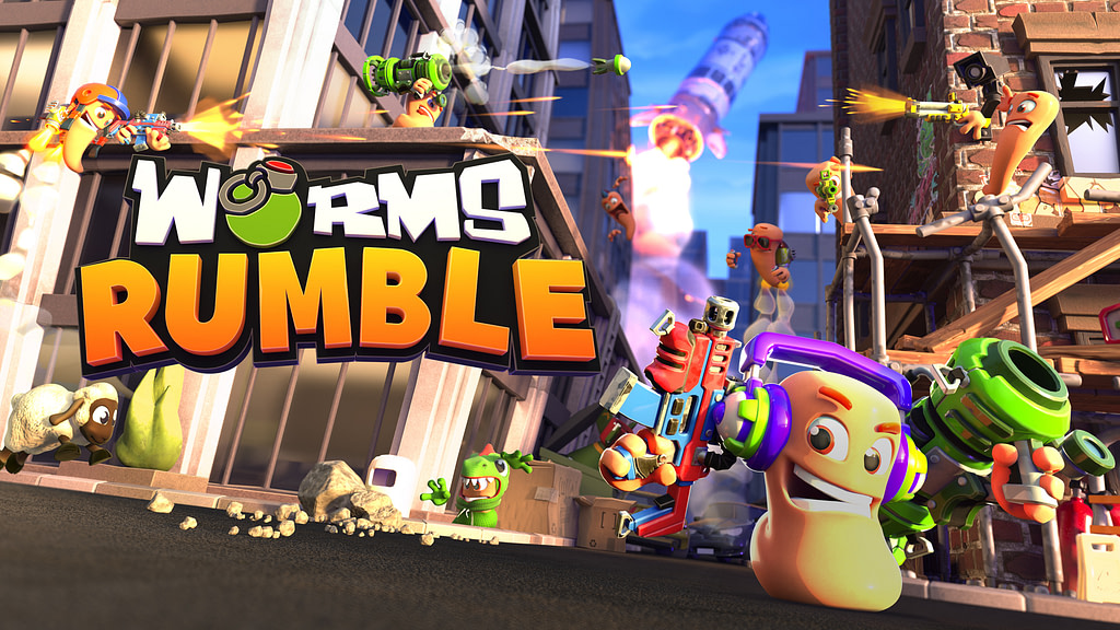 Worms Rumble – Im PlayStation Plus-Trailer