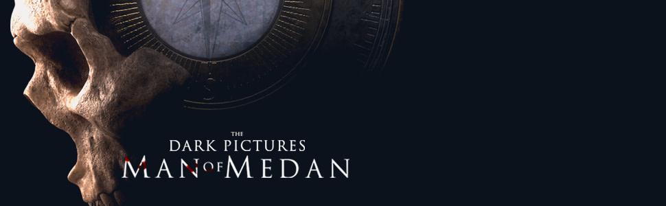 The Dark Pictures Man of Medan logo