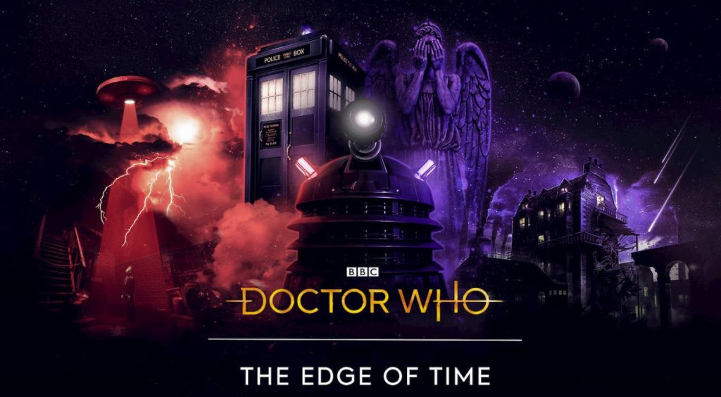 doctor who the edge of time logo