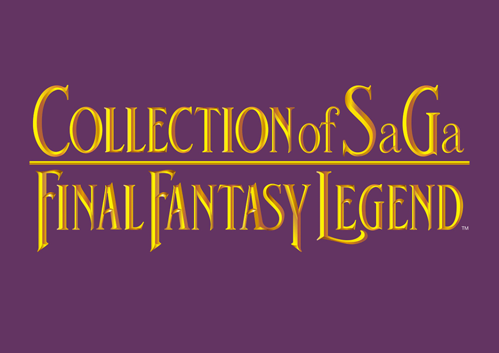 COLLECTION of SaGa FINAL FANTASY LEGEND Logo