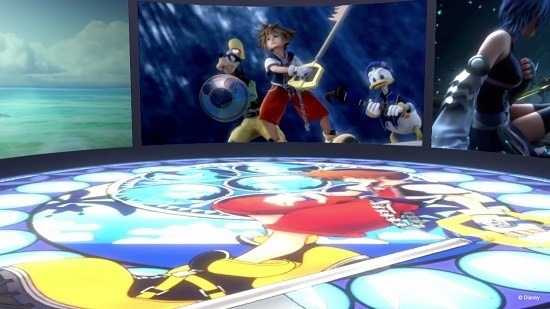 Kingdom Hearts VR