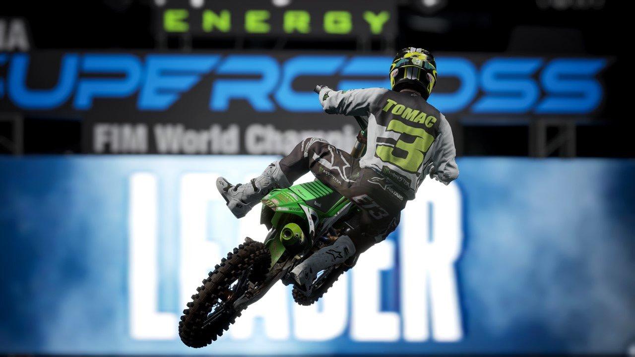 monster energy supercross 4 logo