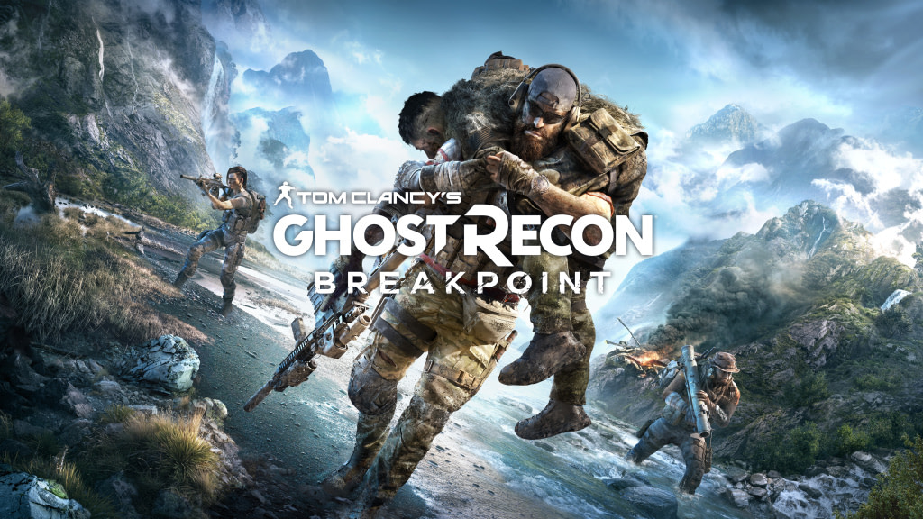 Ghost Recon Breakpoint logo