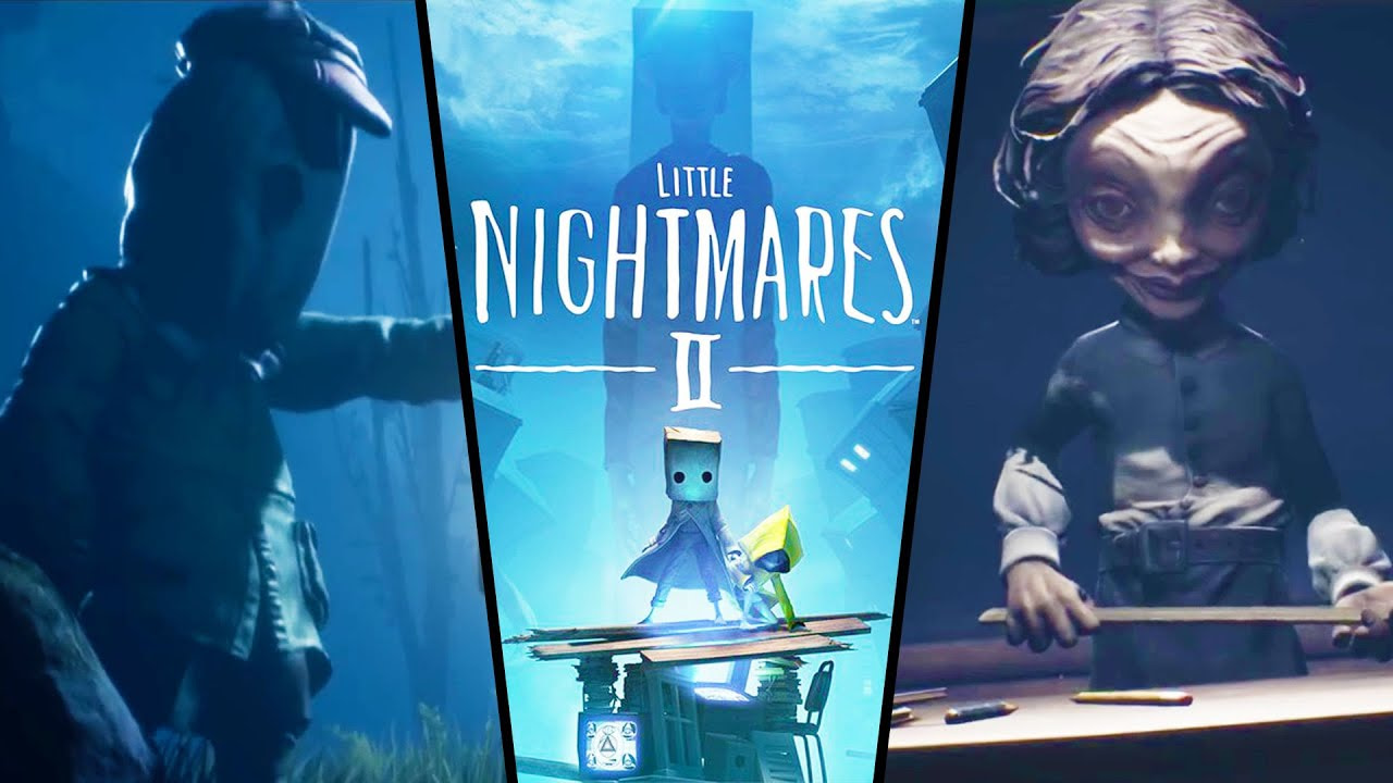 Little Nightmares II Logo