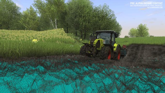 [KICKSTARTER] Cattle and Crops – Next-Gen Landwirtschafts- und Management-Spiel für den PC – Made in Germany