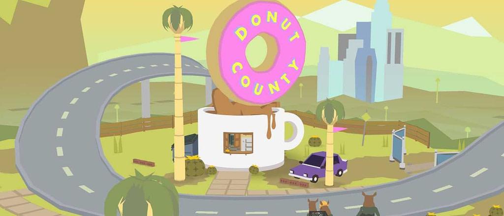 Donut Country – Schräges Puzzle-Spiel nun erhältlich