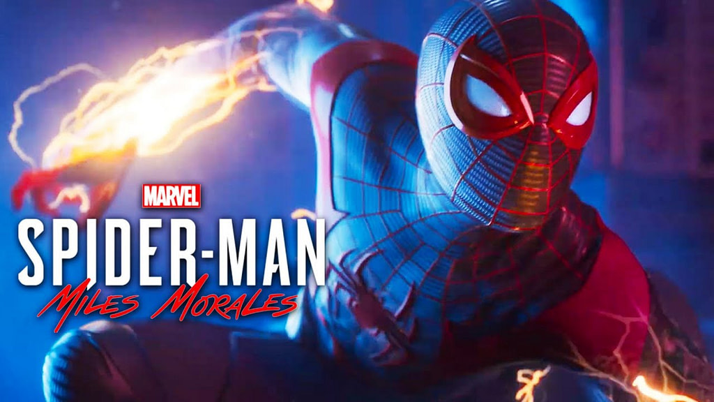 Spider-Man: Miles Morales – Accolades-Trailer