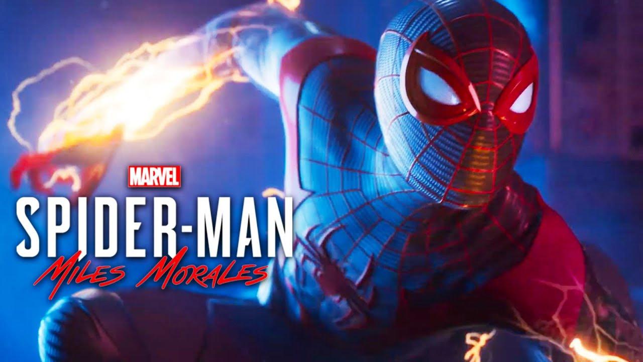 Spider Man Miles Morales Logo