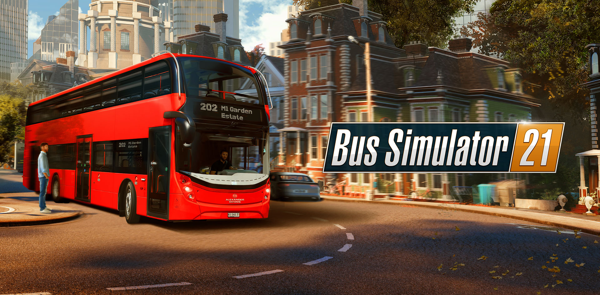 bus simulator 21 logo