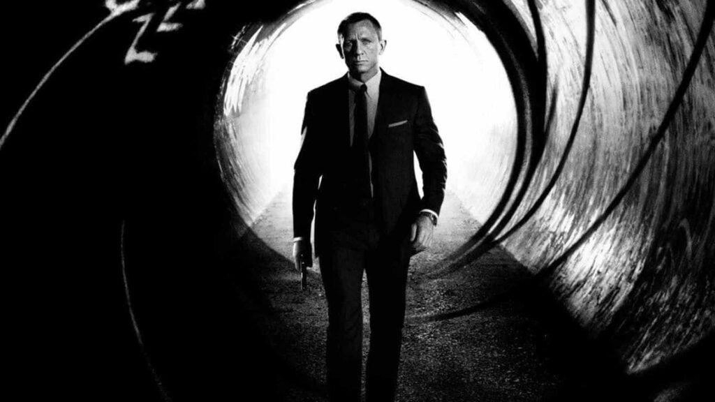James Bond Logo scaled