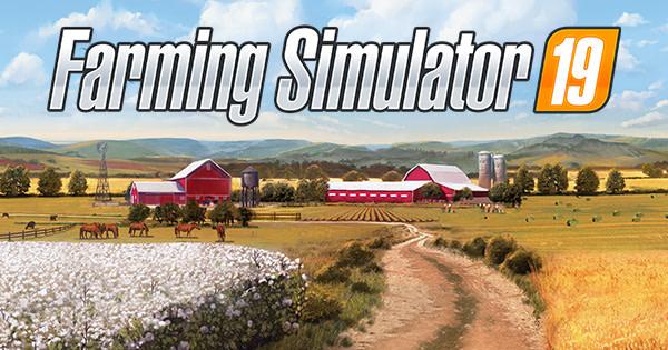 Landwirtschafts Simulator 19 logo