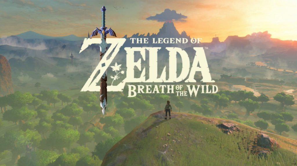 Zelda: Breath of the Wild – The Game Awards 2016 Trailer