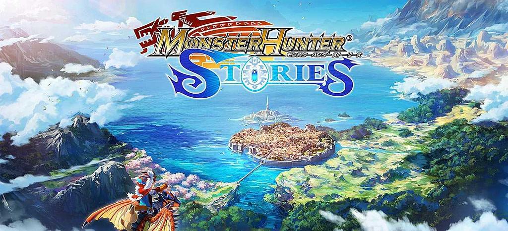 Monster Hunter Stories – Launchtrailer