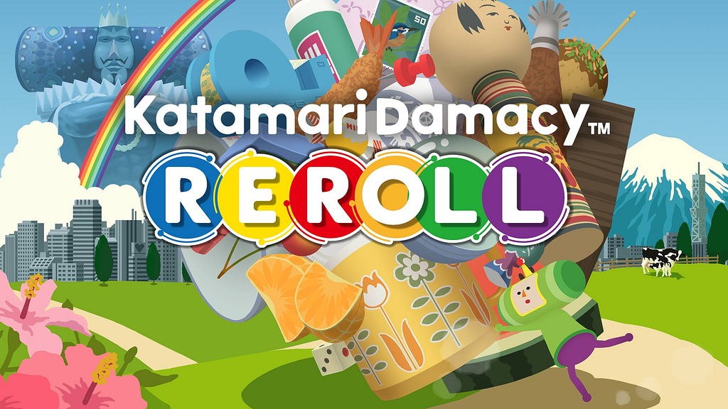 Katamari Damacy Reroll – Über 1h Gameplay